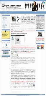 Web Design Oregon City Oregon City Pc Repair Competitors Revenue And Employees