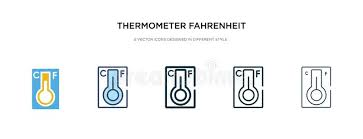 Fahrenheit To Celsius Thermometer Chart Celsius Fahrenheit Kelvin Thermometer Stock Illustrations