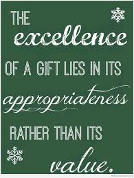 Quotes About Christmas Gift Giving Motivational Quotes