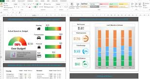 Best Budget Templates Excel Budget Template Free Personal Simple Project Format