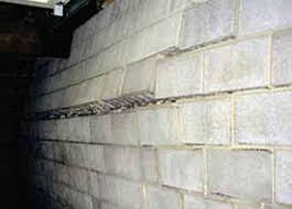 basement wall repair relief for
