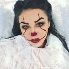 23 trendy clown makeup ideas for 2018