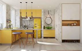 Yellow Kitchen Ideas Design Techniques For Bright And Sunny Interiors Enchanting Yellow Kitchen Ideas
