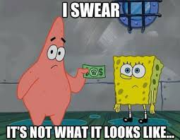 Funny Spongebob Quotes Adorable 48 Times Spongebob Squarepants Was Super Inappropriate Gurl