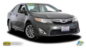 2013 Toyota Camry Sedan 4D XLE V6 Specs and Performance | Engine ...