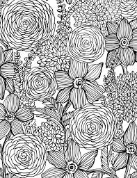Alisaburke Flower Power Coloring Book On Sale And A Free Download