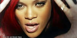 Kanye West All The Lights Rihanna smoulders in barely there