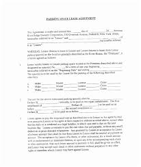 10 Space Rental Agreement Template Apwwt | Templatesz234