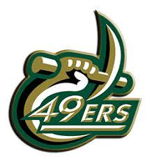 Image result for unc charlotte 49ers logo