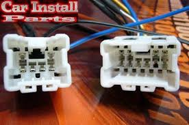 radio wire harness install aftermarket stereo plug wiring for store categories