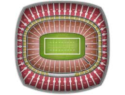 Arrowhead Stadium Concert Seating Chart Exact Arrowhead Seating Map Arrowhead Stadium Seating Chart