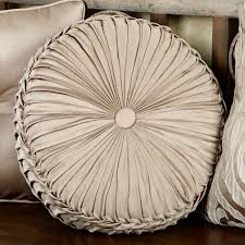 Round Decorative Pillows Astoria Scroll Decorative Pillows By J Queen New York