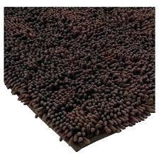 bathroom rug sets brown rugs bath post dark 3 piece kohls target