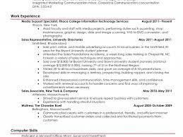 Smart Idea College Student Resume Sample 6 Medical School Resume
