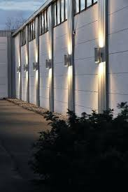 led outdoor up lighting led outdoor lights exterior outdoor wall light up and down shining in