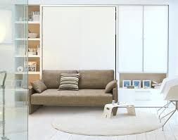 murphy bed with couch wall bed sofa combo