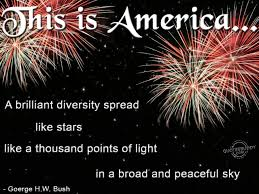America The Beautiful Quotes Best of This Is America A Brilliant Diversity Spread Like Stars
