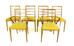 chair adorable six teak dining chairs mid century modern by g plan from patio table and