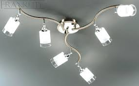 ceiling spot lights bronze 6 spotlight ceiling light lighting kitchen ceiling lights bq