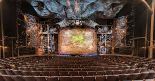 Gershwin Theater Seating Chart Get The Best Seats For Wicked