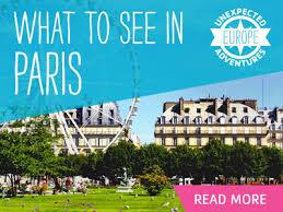 Visit Paris France Student Travel Sta Travel Paris