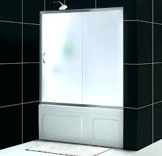 dreamline frameless shower doors lux x hinged shower door with technology