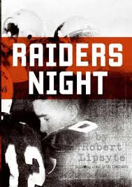 the book raiders night is a fictional depiction of a hazing incident at a high football training c