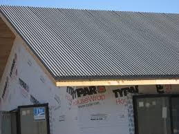 bonderized corrugated roofing