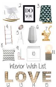 Living Interior Wishlist Für Das Neue Jahr Wunderhaftig