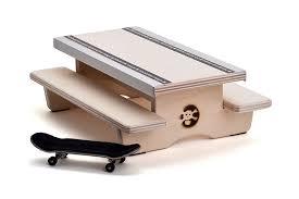 Blackriver Ramps Mini Table Flatface Fingerboards