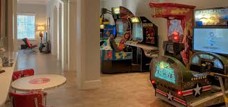 basement game room ideas. Delighful Ideas The Basement Lair In Game Room Ideas O
