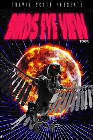 Sprint Center Seating Chart Travis Scott Travis Scott To Launch Birds Eye View Tour At Santa Barbara