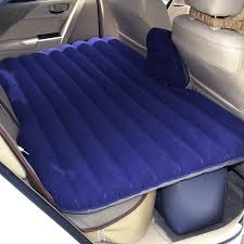 Backseat Inflatable Bed Best Inflatable Car Travel Camping Mattresses Camping Camping