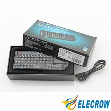 mini wireless keyboard and touchpad for raspberry pi and computer diy kit jpg
