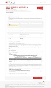 How do you sign up? Www Macys Com Macy S Credit Card Login Credit Cards Login