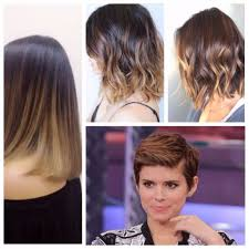 Dark Sombre Hair Color Ideas