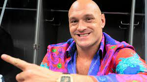 Tyson Fury would be a 'dream' fight for ...