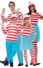 Whereu0027s Wally Family Costume