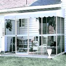 patio patio room kit screen kits for decks how to build a screened in porch