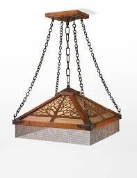 gustav stickley an important and rare chandelier model no 600 craftsman lightinggustav