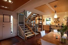 Storage Container Homes Interior