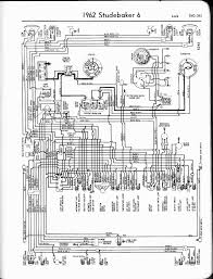 studebaker wiring diagrams the old car manual project 1962 6 cyl lark