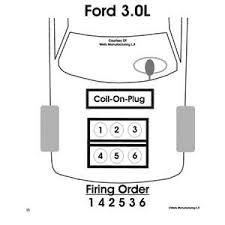 2008 ford edge firing order vehiclepad 2011 ford edge firing 3 5 ford 2008 firing order fixya
