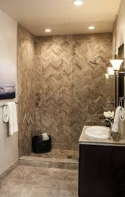 amazing pictures and ideas of travertine shower tile