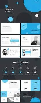 Free Profile Templates Free Company Profile Template PowerPoint Download Free Now 9