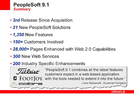 Insert Picture Here> PeopleSoft Financial Management Solutions 9.1 and  Roadmap into Release PDF Free Download