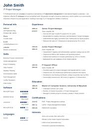 20 Resume Templates Download Create Your In 5 Minutes Simple 1