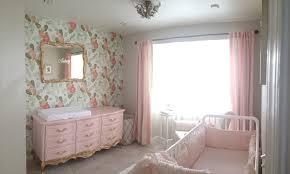 image of shabby chic nursery rug