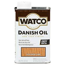 Watco Danish Oil Product Page