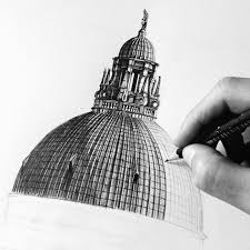 architectural buildings drawings. Architectural Street And Building Drawings. See More Art Buildings Drawings